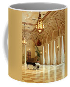 A Grand Piano Coffee Mug