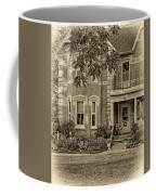 A Grand Victorian 3 - Sepia Coffee Mug