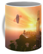 A Great Vision Coffee Mug by Corey Ford