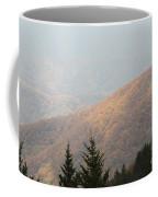 A Hazy Autumn Day Coffee Mug