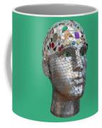 A Head Full Of Shattered Dreams Coffee Mug