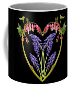A Heart Of Hearts Coffee Mug by Michael Peychich