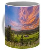 A High Dynamic Range Photo Of A Sunset Coffee Mug