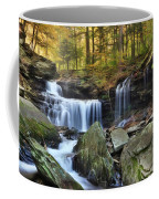 A Hint Of Autumn Coffee Mug