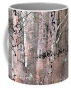 A Hint Of Pink Coffee Mug