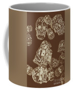 A Holiday Inversion  Coffee Mug
