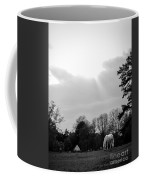 A Horse In Light Coffee Mug