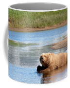 A Hot Day In The Hallo Bay Katmai National Park Preserve Coffee Mug