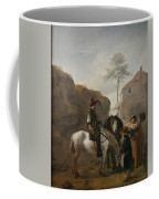 A Huntsman Coffee Mug