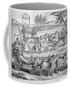 Chariot Of Apollo Coffee Mug