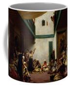 A Jewish Wedding In Morocco Coffee Mug