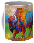 A Journey Still Unknown - Bison Coffee Mug