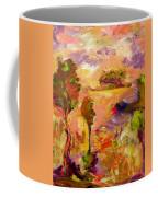 A Joyous Landscape Coffee Mug