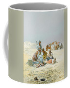 A Kirghiz Gathering Coffee Mug