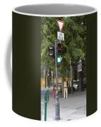 A Kiss In Budapest Coffee Mug