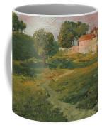 A Landscape In Vicinity Of Strijigorod Coffee Mug