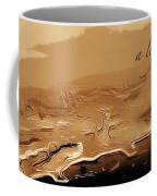 A Lifeless Planet Brown Coffee Mug by ISAW Company