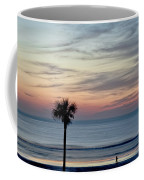Daytona Beach Sunrise Coffee Mug