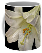 A Lily For Easter Coffee Mug