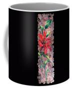 A Lily Fresco Coffee Mug