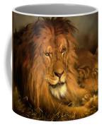 A Lion And A Lioness Coffee Mug