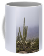 A Little Desert Fog  Coffee Mug