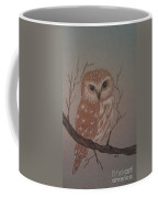A Little Owl Coffee Mug by Ginny Youngblood