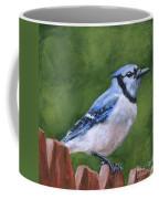 A Little Piece Of Sky Coffee Mug by Brandy Woods