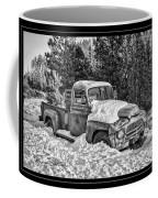 A Lonely Winter Coffee Mug