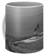 A Long Cold Road To Salvation Coffee Mug
