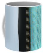 A Long Gold Line Coffee Mug