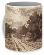 A Long Island Road Coffee Mug