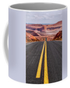 A Long Journey Coffee Mug by Rick Furmanek