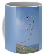 A Long-tailed Kite Soars Coffee Mug