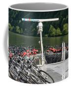 A Lot Of Bikes Coffee Mug