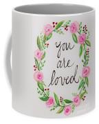A Love Note Coffee Mug