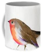 A Magical Little Robin Called Wisp Coffee Mug