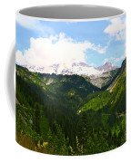 A Majestic View  Coffee Mug