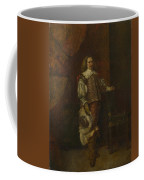 A Man In   Th Century Spanish Costume Coffee Mug