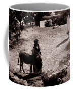 A Man With His Bride 1900s Coffee Mug