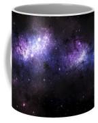 A Massive Nebula Covers A Huge Region Coffee Mug by Justin Kelly