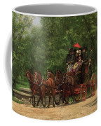 A May Morning In The Park Coffee Mug