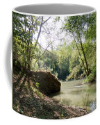 A Medina River Morning Coffee Mug