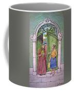 A Meeting Coffee Mug