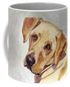 A Mellow Yellow Coffee Mug
