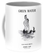 A Merman Coffee Mug by ReInVintaged