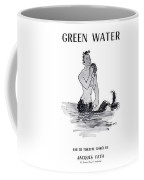A Merman Coffee Mug