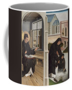 A Miracle Of Saint Benedict Coffee Mug