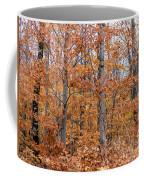 A Mixture Of Orange Coffee Mug