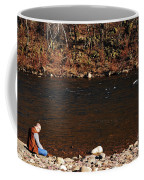 A Moment By The Water Coffee Mug